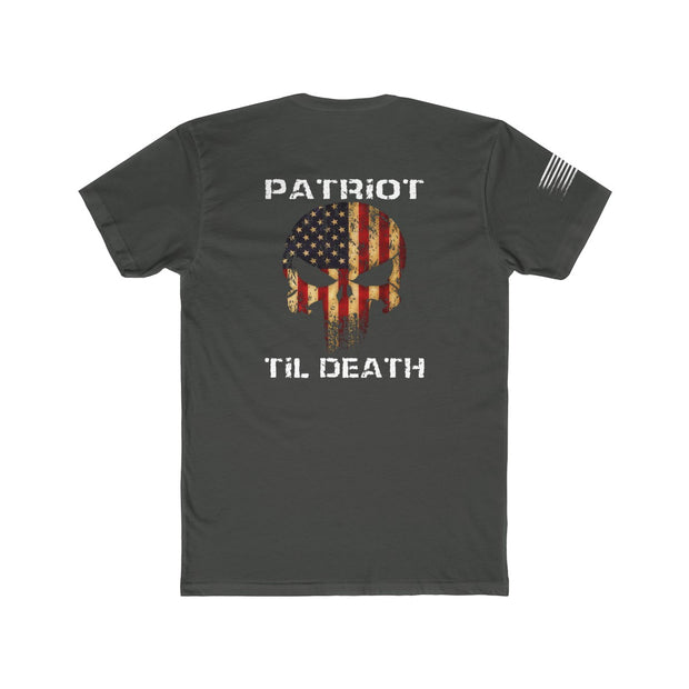 Men's T-shirt - Patriot Til Death