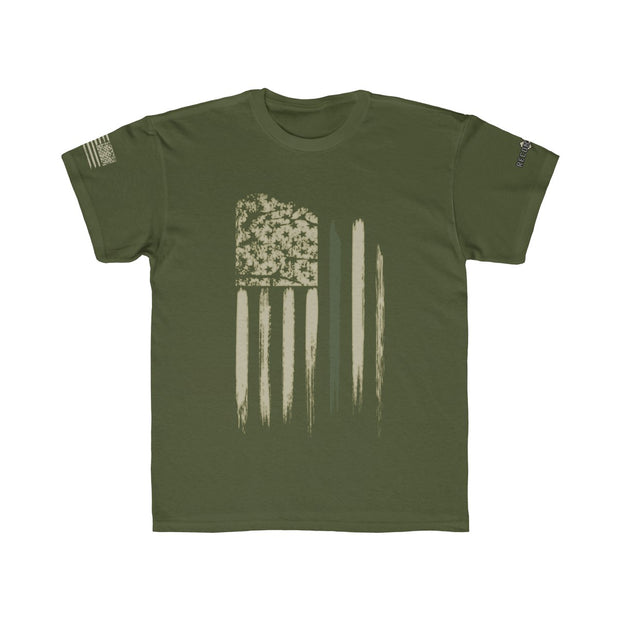 Youth T-Shirts - Thin Green Line