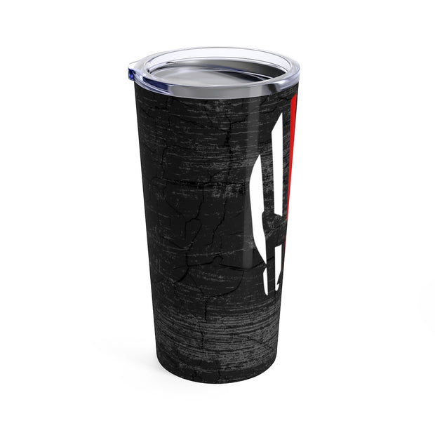 Tumbler - Thin Red Line Punisher