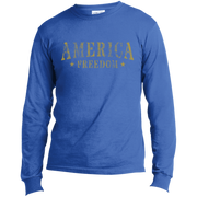Men's Long Sleeve - America Freedom (Made In The USA)