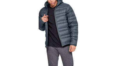 Men's UA Armour Down Hooded Jacket