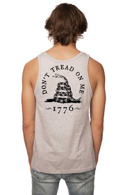 Men's Tank Top - Don't Tread On Me (Made In USA)