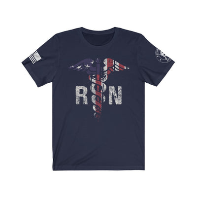 Men's & Women's T-Shirt - Nurse Patriot