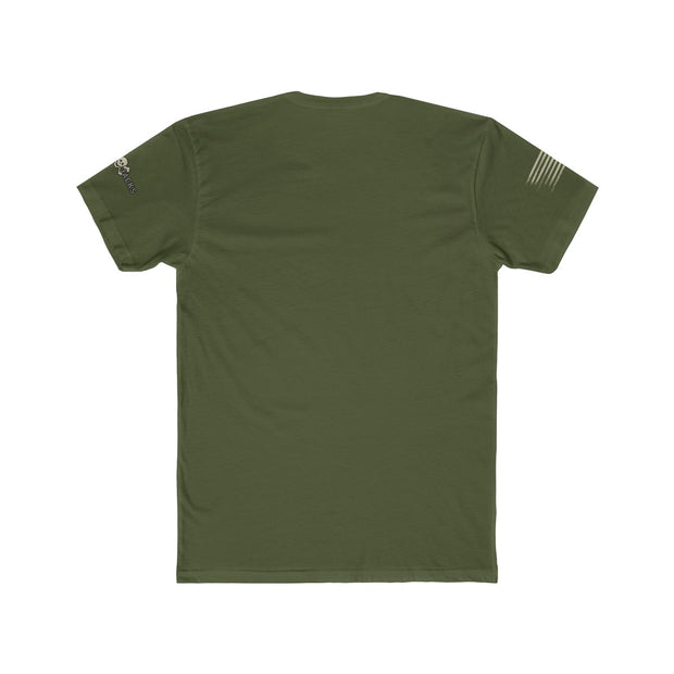 Men's T-Shirt - Camo Flag