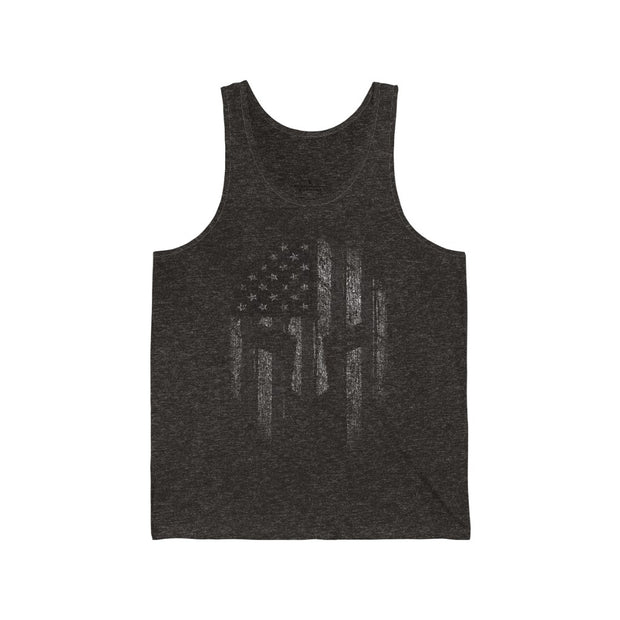 Men's Tank Top - Back In Black