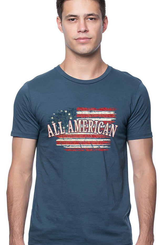 Men's T-Shirt - All American (Made In The USA)