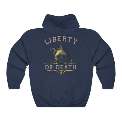 Hooded Sweatshirt - Liberty Or Death