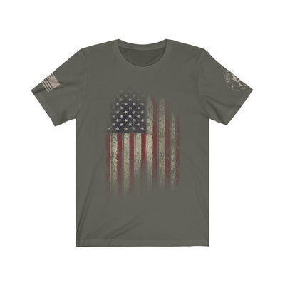 Men's & Women's T-Shirt - Ghost Flag