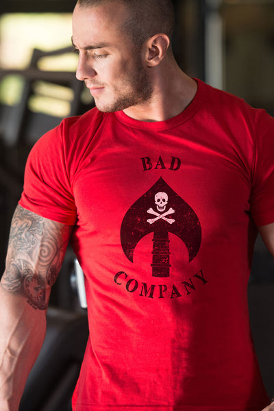 Men's T-Shirt - Bad Company - Updated Design