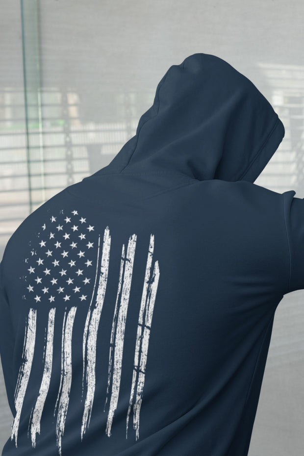 Tailgater Hoodie - Stars & Stripes