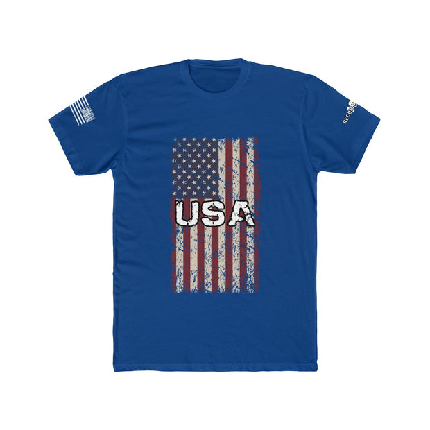 Men's T-Shirt - USA Flag