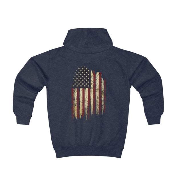 Youth Hoodie - Old Glory