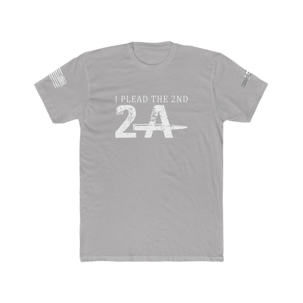 Men's T-Shirt - I Plead The 2nd