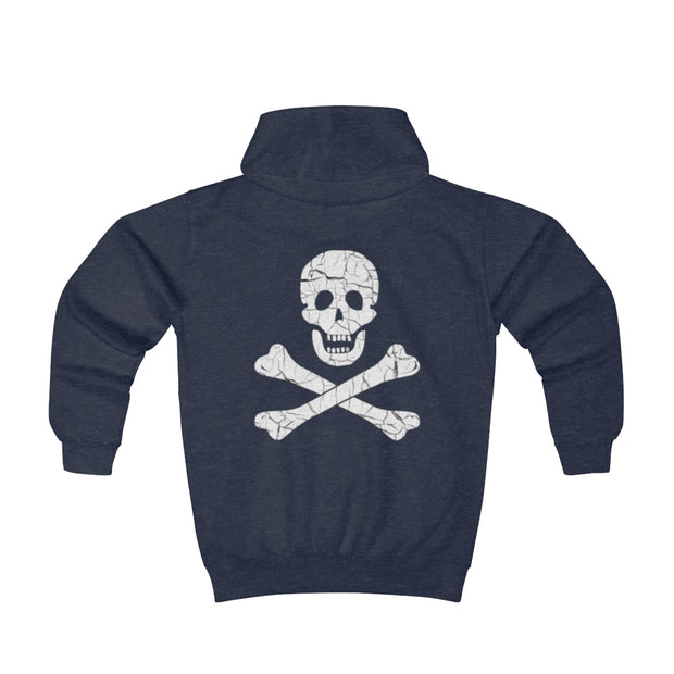 Youth Hoodie - Jolly Roger