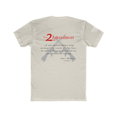 Men's T-Shirt - 2nd Amendment -v2