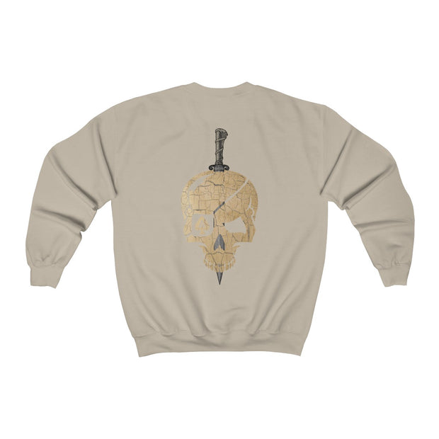 Men's Crewneck Sweatshirt - The Widowmaker