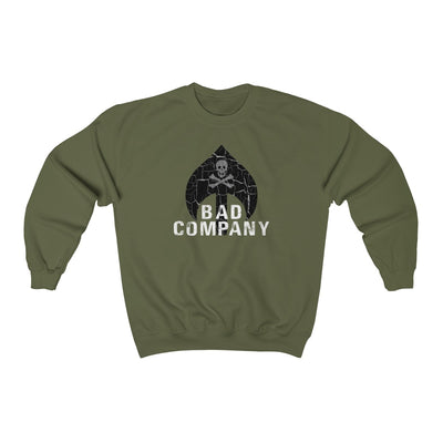 Women's Heavy Crewneck Sweatshirt - Bad Company