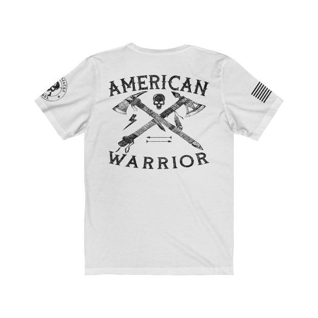 Men's & Women's T-Shirt - American Warrior