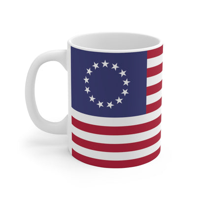 The Betsy Ross Mug