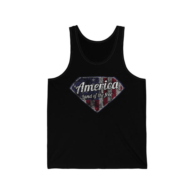 Men's Tank Top - America The Free