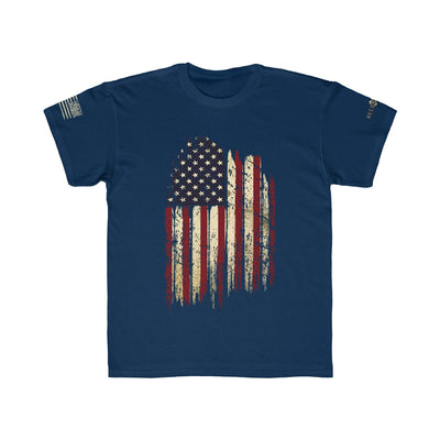 Youth T-Shirt - Old Glory (Design on Front)