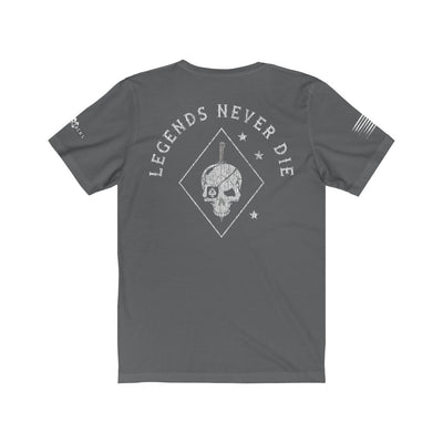 Men's & Women's T-Shirt - Legends Never Die (Updated Design)