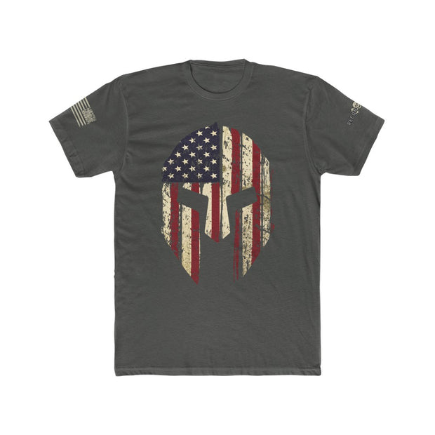 Men's T-Shirt - Old Glory Spartan