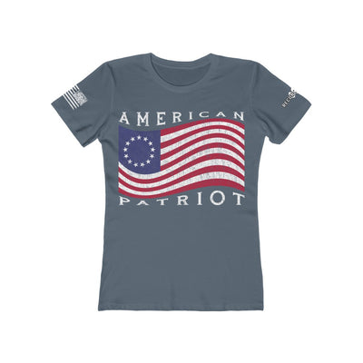 Women's Feminine Cut Tee - American Patriot