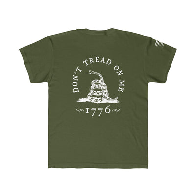 Youth T-Shirt - Don't Tread On Me