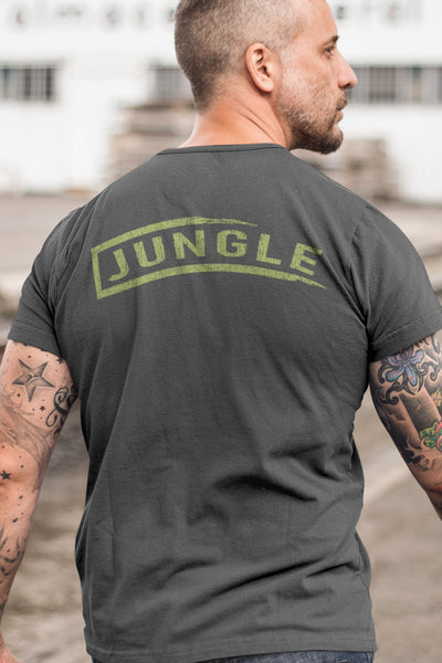 Men's T-Shirt - JUNGLE (Made In USA)