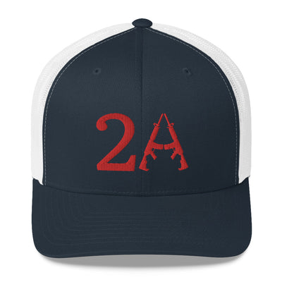 The 2A Trucker Cap