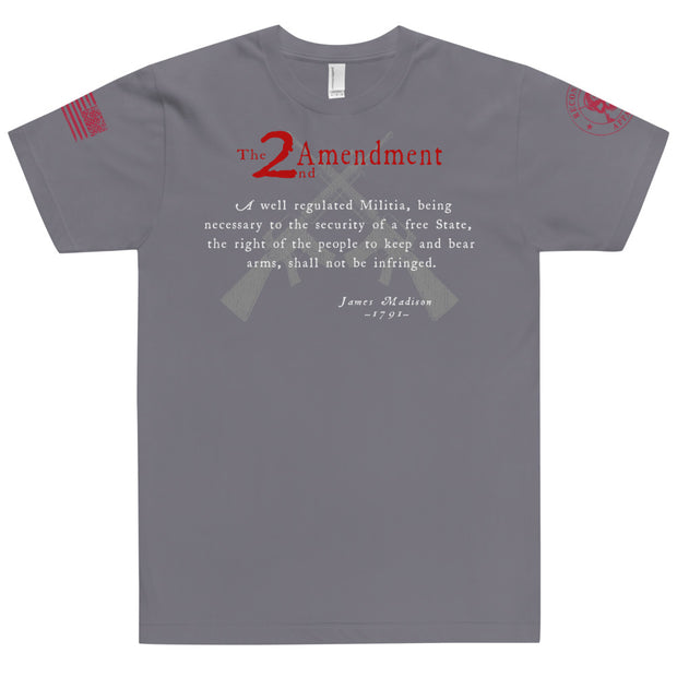 The 2nd Amendment T-Shirt (Made in the USA)