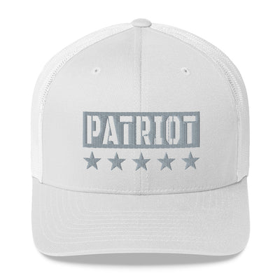 Patriot Trucker Cap