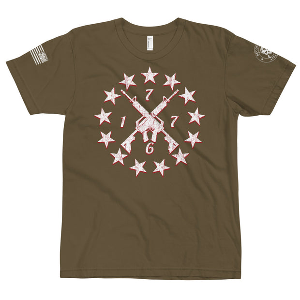 THIS IS YOUR - 1776 T-SHIRT