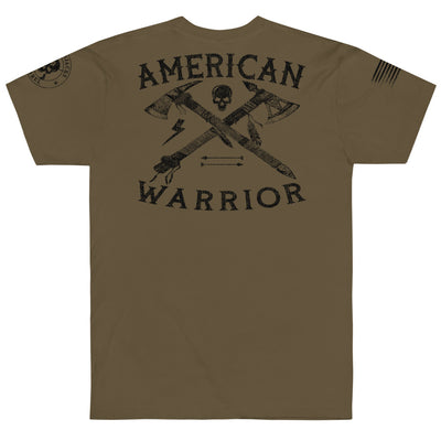 The American Warrior T-Shirt