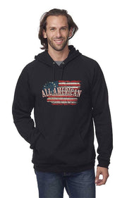 The All American Hoodie (Made In The USA)
