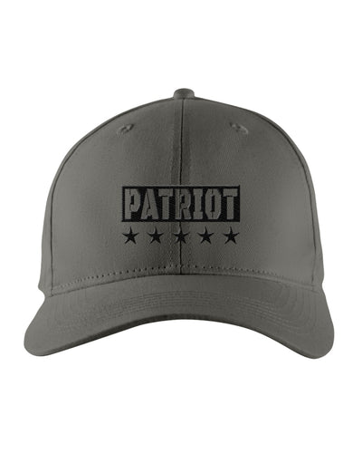 PATRIOT Hat - Richardson 112 Snapback Trucker Cap
