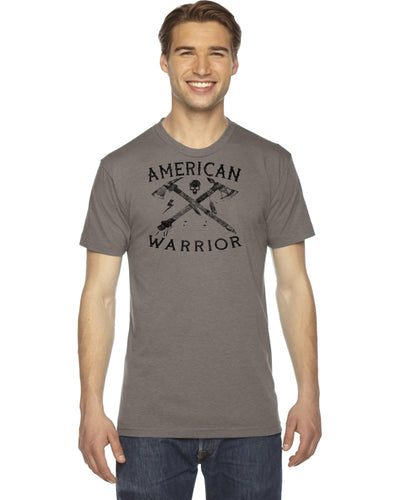 Men's T-Shirt - The American Warrior (Made In USA)