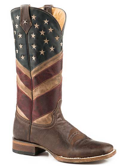Roper Old Glory Flextra Boots Handcrafted