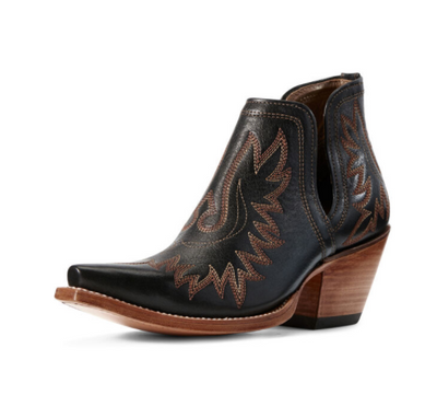 Ariat Women's Dixon Brooklin Black