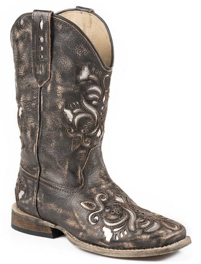 "Roper Kid's ""Belle"" Western Boot"