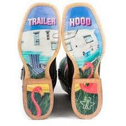 "Tin Haul Women's ""Flamingo Trailerhood Sole"""
