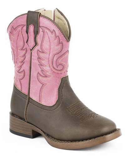 "Roper Toddler's ""Texsis"" Western Boot"