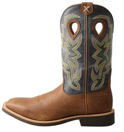 Men's twisted x top hand boot