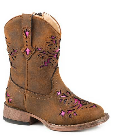 "Roper Toddler ""Lola"" Western Boot"