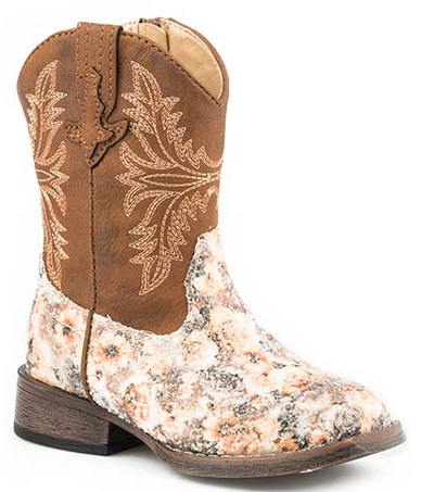 "Roper Toddler's ""Claire Western Boot"