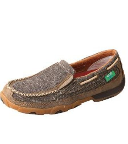 Twisted X Women's Eco Slip On Driving Mocs