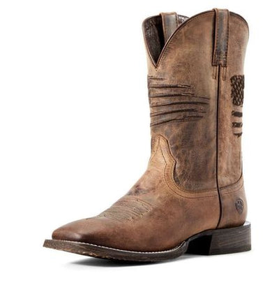 Circuit Patriot Western Boot - BACKORDERED TIL FEB 2021