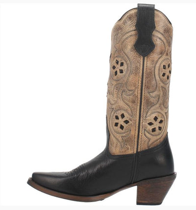 "Laredo Women's ""Diamond In The Rough"" Western Boot"