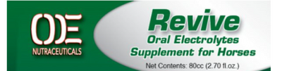 OE Revive Oral Electrolytes Supplement For Horses
